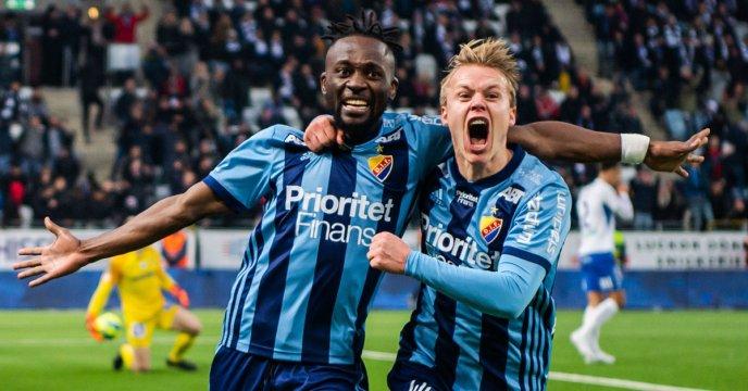 Djurgarden Svenska Mastare 2019 Allsvenskan