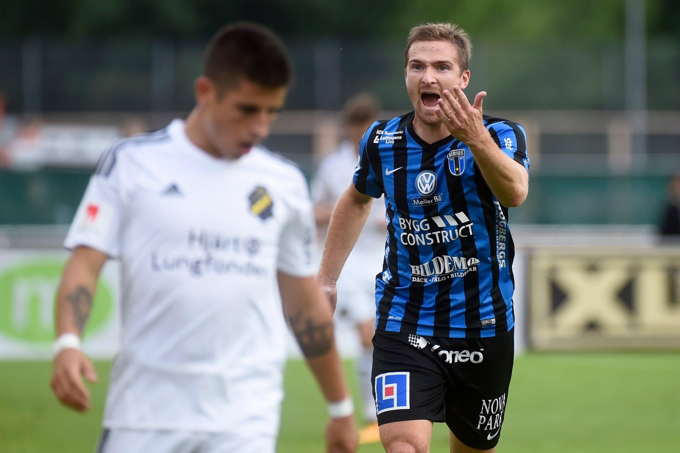 Allsvenskan ar inte bra men rolig