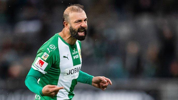 Björn Paulsen nickade in 1-0 och Jiloan Hamad slog in 2-0 på straff för  Hammarby mot IFK Göteborg innan Kennedy Bakircioglu fastställde  slutresultatet till ... 56c05e3efa2de